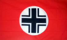 GERMAN WW2 BALKENKREUZ (NAZI) - 5 X 3 FLAG